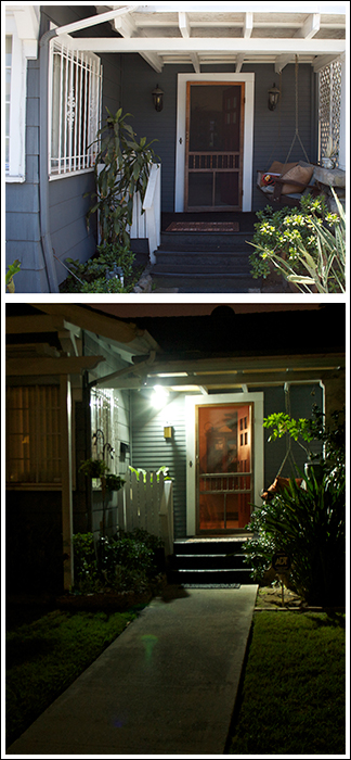 Solar Security Light with 48 LEDs - Click Image to Close